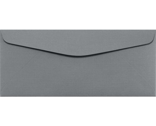 #10 Regular Envelopes (4 1/8 x 9 1/2) Sterling Gray Linen