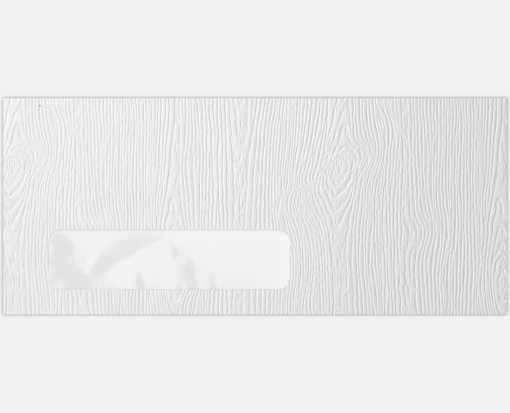 #10 Window (4 1/8 x 9 1/2) - White Birch Woodgrain White Birch Woodgrain