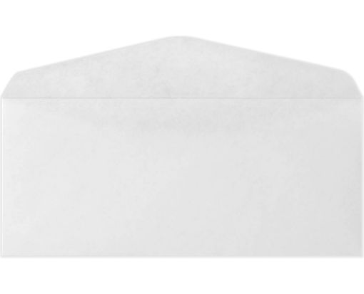 #9 Regular Envelopes (3 7/8 x 8 7/8) 24lb. Bright White