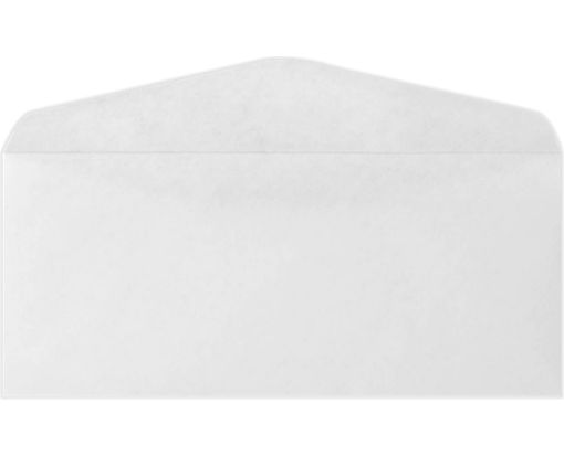 #8 5/8 Regular Envelopes (3 5/8 x 8 5/8) 24lb. Bright White