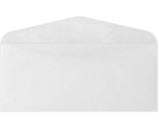 #12 Regular Envelopes (4 3/4 x 11) 24lb. Bright White