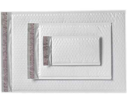 10 1/2 x 15 1/4 AirJacket Mailers White Bubble