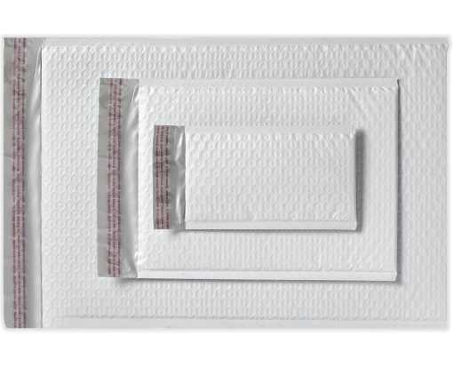 12 1/2 x 18 1/4 AirJacket Mailers White Bubble