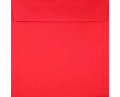8 1/2 x 8 1/2 Square Envelopes Brilliant Red