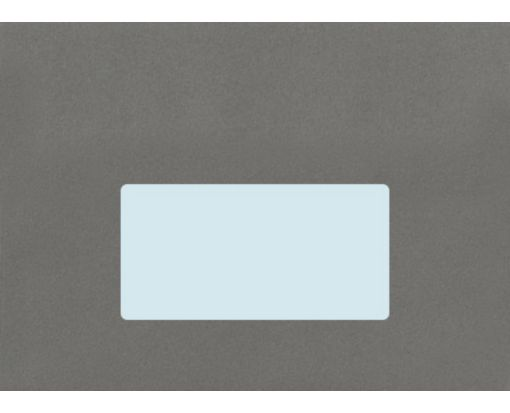 4 x 2 Rectangle Labels, 10 Per Sheet Pastel Blue