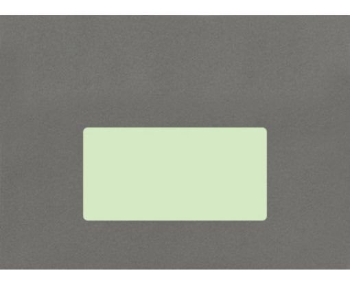 4 x 2 Rectangle Labels, 10 Per Sheet Pastel Green