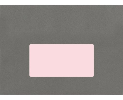 4 x 2 Rectangle Labels, 10 Per Sheet Pastel Pink