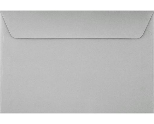 6 x 9 Booklet Envelopes 28lb. Gray Kraft