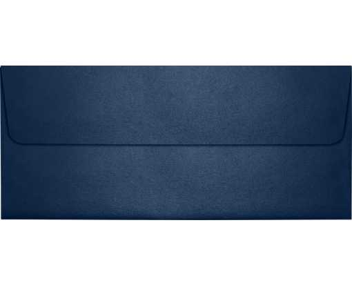 #10 Square Flap (4 1/8 x 9 1/2) Lapis Metallic
