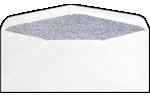 #8 5/8 Regular Envelopes White w/Security Tint