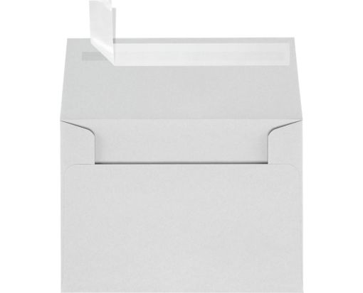 A1 Invitation Envelopes (3 5/8 x 5 1/8) Gray - 100% Cotton