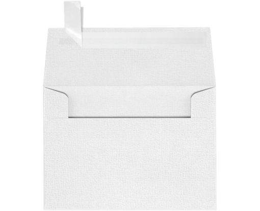 A1 Invitation Envelopes (3 5/8 x 5 1/8) White Canvas