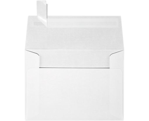 A1 Invitation Envelopes (3 5/8 x 5 1/8) White Linen