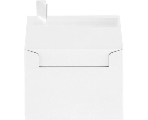 A1 Invitation Envelopes (3 5/8 x 5 1/8) White - 100% Recycled