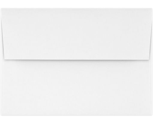 A1 Invitation Envelopes (3 5/8 x 5 1/8) 60lb. White w/Peel & Press™