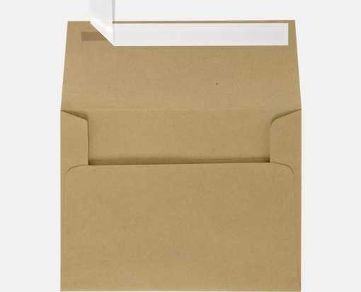 A2 Invitation Envelopes (4 3/8 x 5 3/4) Grocery Bag