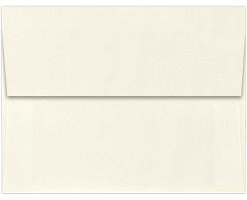 A2 Invitation Envelopes (4 3/8 x 5 3/4) Natural Linen