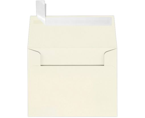 A2 Invitation Envelopes (4 3/8 x 5 3/4) Natural - 100% Recycled