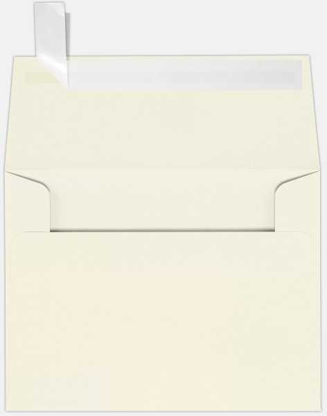 natural 100 recycled a2 envelopes square flap 4 3 8 x 5 3 4