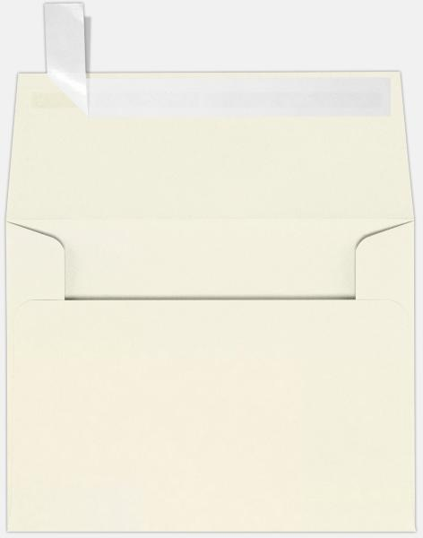 Natural 100 Recycled A2 Envelopes Square Flap – Sample A2 Envelope Template