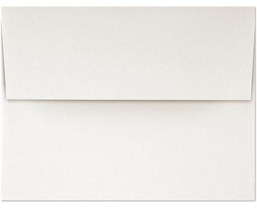 A2 Invitation Envelopes (4 3/8 x 5 3/4) White - 100% Recycled