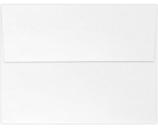 A4 Invitation Envelopes (4 1/4 x 6 1/4) Crystal Metallic