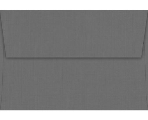 A4 Invitation Envelopes (4 1/4 x 6 1/4) Sterling Gray Linen
