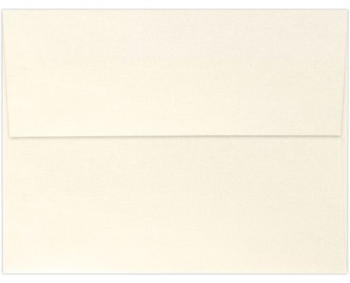 A4 Invitation Envelopes (4 1/4 x 6 1/4) Champagne Metallic