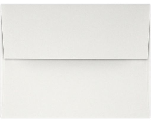 A4 Invitation Envelopes (4 1/4 x 6 1/4) Natural White - 100% Cotton