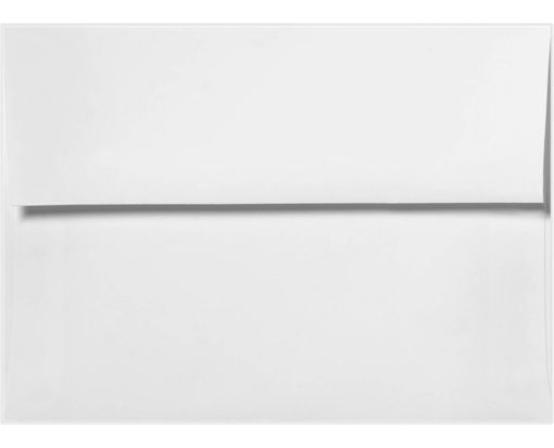 A4 Invitation Envelopes (4 1/4 x 6 1/4) 24lb. Bright White