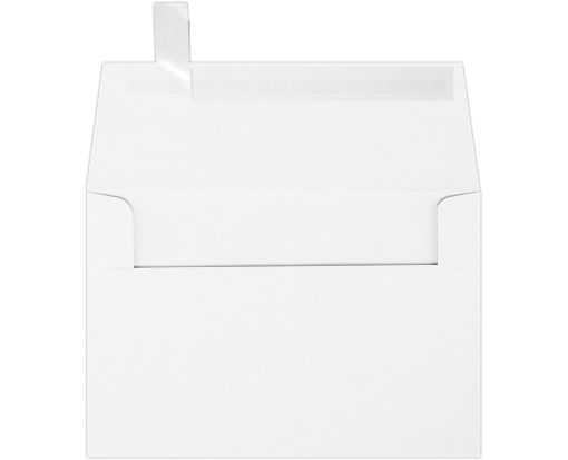 A4 Invitation Envelopes (4 1/4 x 6 1/4) White - 100% Recycled
