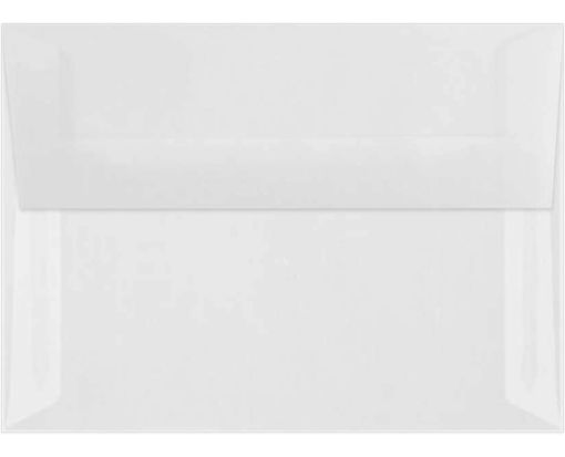 A6 Invitation Envelopes (4 3/4 x 6 1/2) Clear Translucent