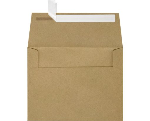 A6 Invitation Envelopes (4 3/4 x 6 1/2) Grocery Bag