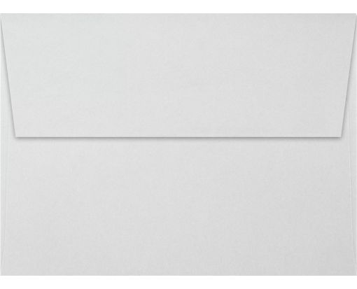 A6 Invitation Envelopes (4 3/4 x 6 1/2) 100% Cotton - Gray