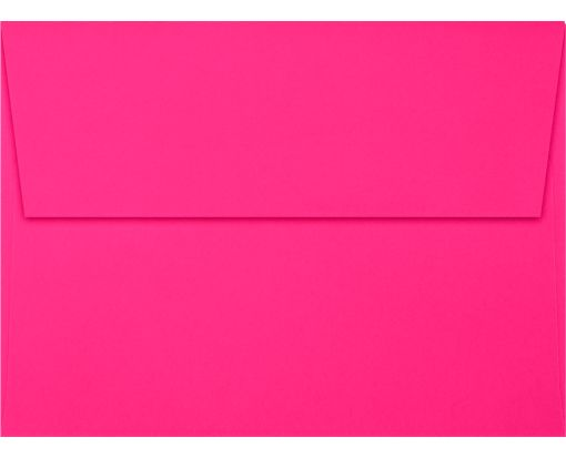 A6 Invitation Envelopes (4 3/4 x 6 1/2) Bright Fuchsia