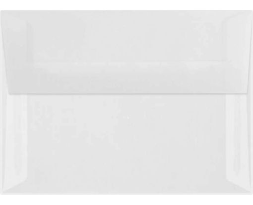 A7 Invitation Envelopes (5 1/4 x 7 1/4) Clear Translucent