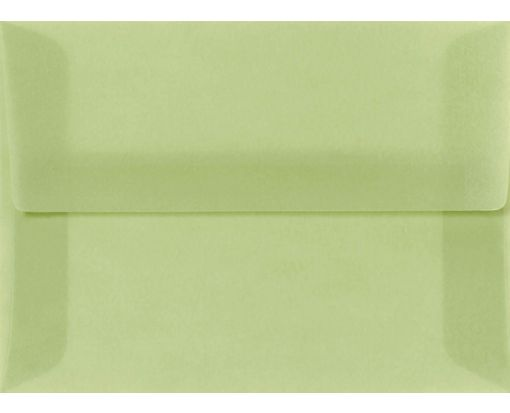 A7 Envelopes (5 1/4 x 7 1/4) Leaf Translucent