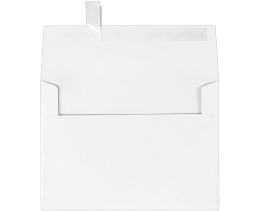 A7 Invitation Envelopes (5 1/4 x 7 1/4) 80lb. White, Inkjet