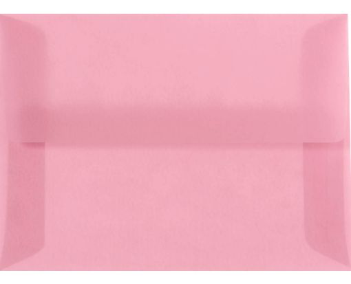 A7 Envelopes (5 1/4 x 7 1/4) Blush Translucent