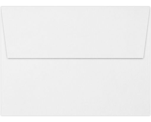 A7 Invitation Envelopes (5 1/4 x 7 1/4) 70lb. Classic Linen® Avon Brilliant White