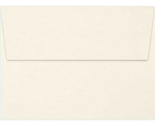 A7 Invitation Envelopes (5 1/4 x 7 1/4) 70lb. Classic Linen® Natural White