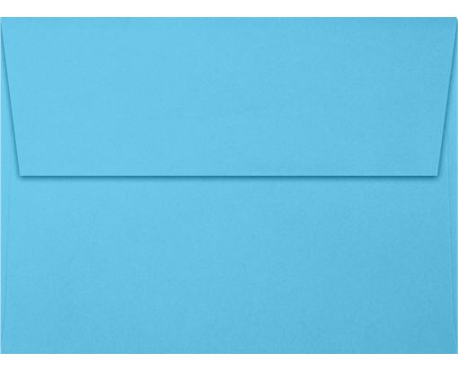 A7 Invitation Envelopes (5 1/4 x 7 1/4) Bright Blue