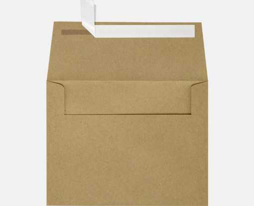 A7 Invitation Envelopes (5 1/4 x 7 1/4) Grocery Bag