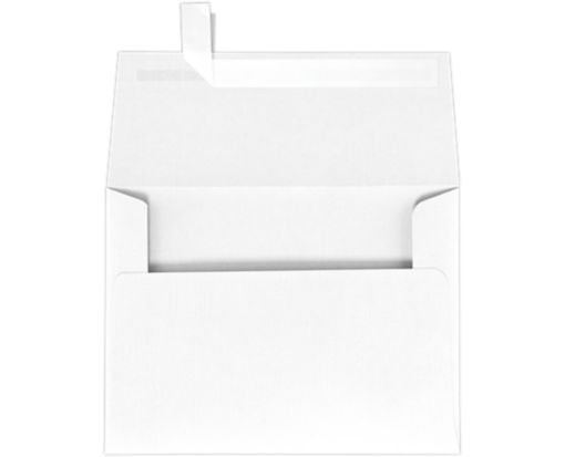 A7 Invitation Envelopes (5 1/4 x 7 1/4) White Linen