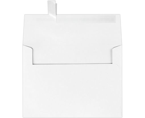 A7 Invitation Envelopes (5 1/4 x 7 1/4) White - 100% Recycled