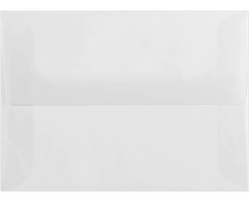 A10 Invitation Envelopes (6 x 9 1/2) Birch Translucent