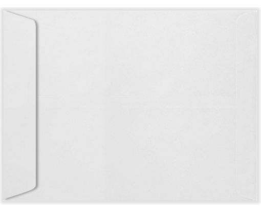 8 1/2 x 10 1/2 Open End Envelopes 70lb. Bright White