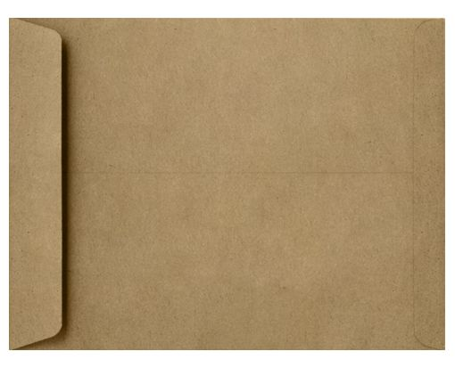 9 x 12 Open End Envelopes Grocery Bag