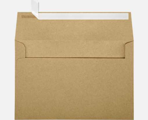 A9 Invitation Envelopes (5 3/4 x 8 3/4) Grocery Bag