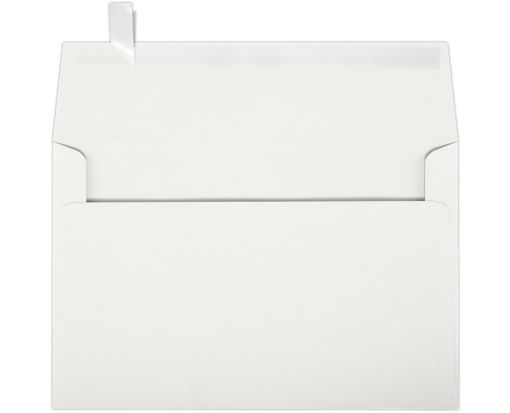 A9 Invitation Envelopes (5 3/4 x 8 3/4) Natural White - 100% Cotton